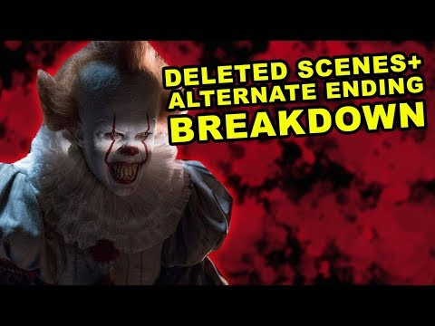IT (2017) Deleted Scenes + Alternate Ending BREAKDOWN