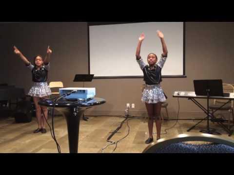 Jamie Grace 'Beautiful Day' dance routine