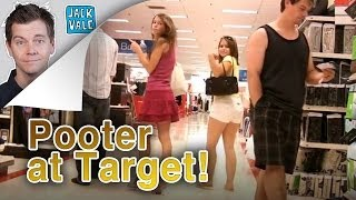 The Pooter Episode 26 NEW FART PRANKS at Target!
