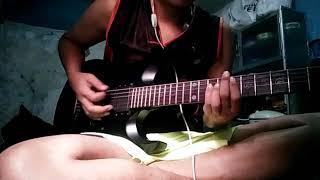 Guitar cover dangdut GOYANG SENGGOL