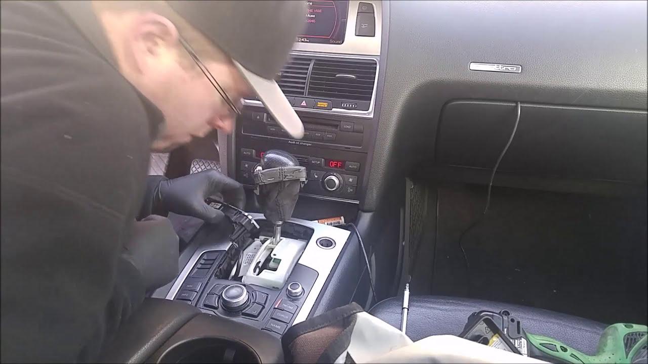 Audi Q7 Mmi Board / Control Module Replacement And Fix E380  Rkxtech Com  06:23 HD