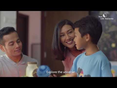 Sun Life Malaysia's 2018 Brand Campaign - Brighter Lives