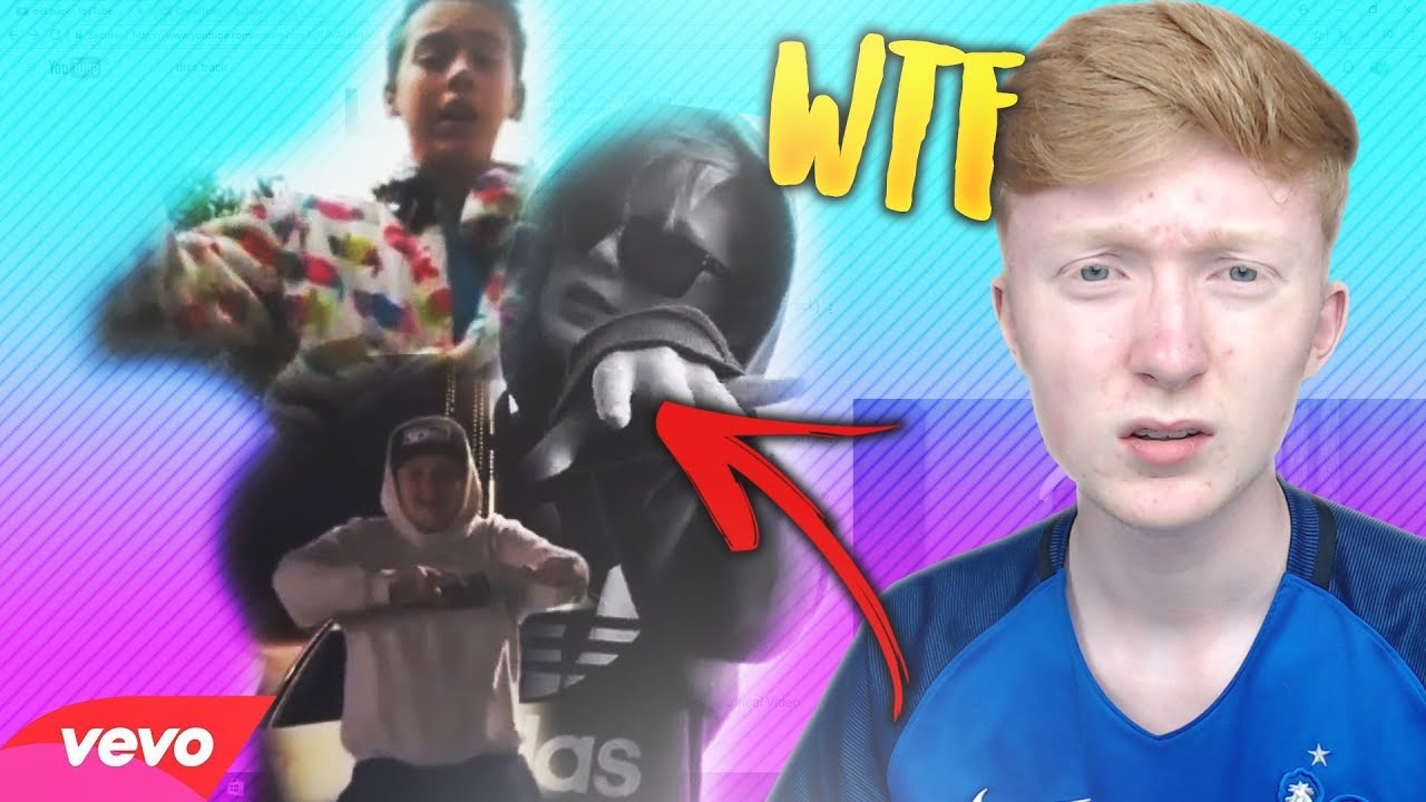 THE WORST DISSTRACK EVER *not clickbait* - THE WORST DISSTRACK EVER *not clickbait*