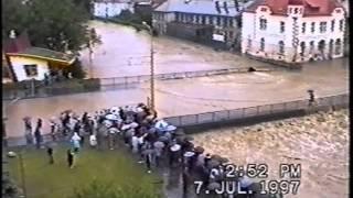 Opava povoden 1997 1  cast