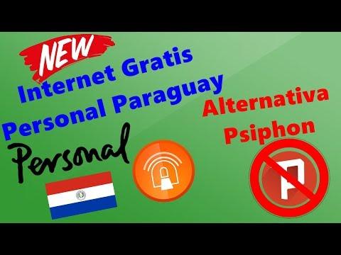 INTERNET GRATIS PERSONAL PARAGUAY JUNIO-JULIO 2017 (ALTERNATIVA PSIPHON) FUNCIONANDO
