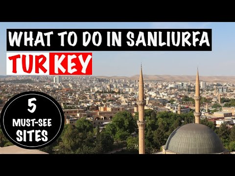 What To Do In Sanliurfa, Turkey - 5 Must-See Sites