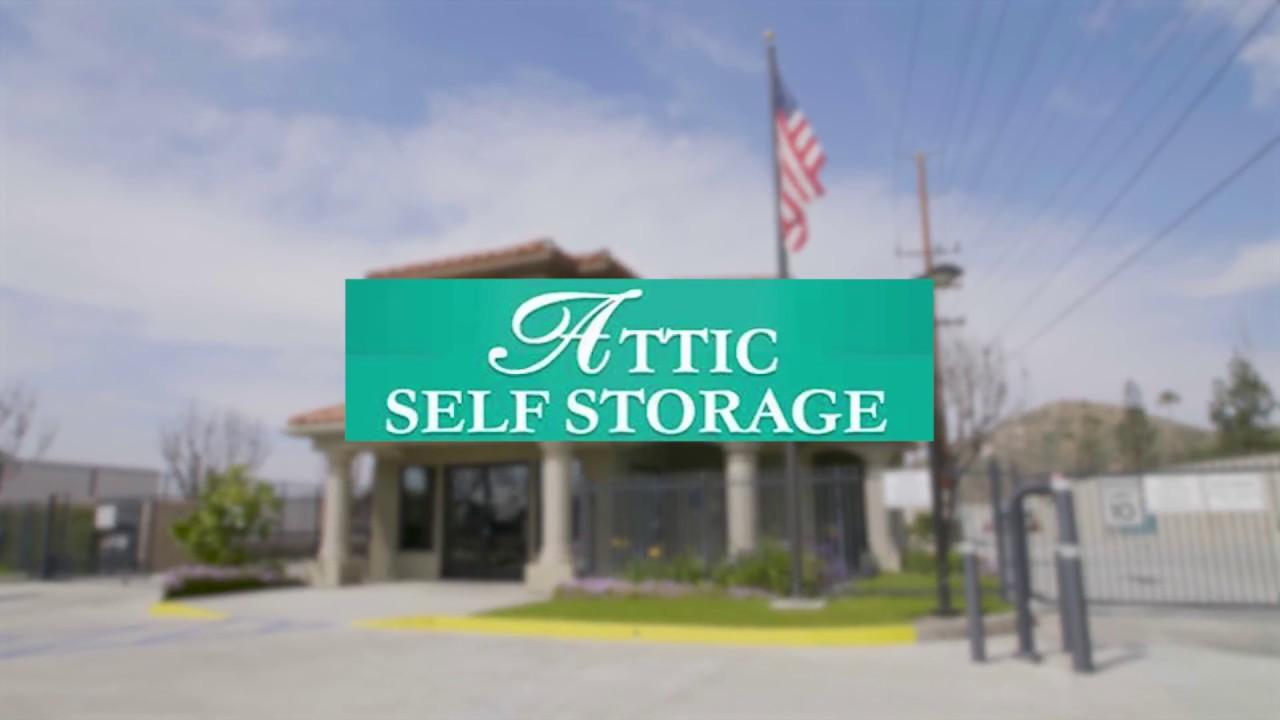 Attic Self Storage   Self Storage Units   Reserve Online Today