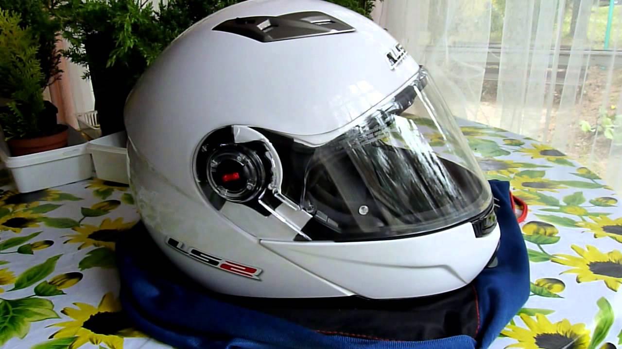 Обзор кроссового мотошлема LS2 MX456 - YouTube