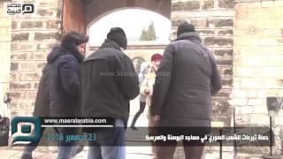 مصر العربية | حملة تبرعات للشعب السوري في مساجد البوسنة والهرسك