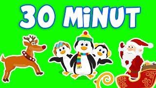 MIX - PINGWINEK - ŚPIEWAJĄCE BRZDĄCE 30 MINUT TELEDYSKÓW