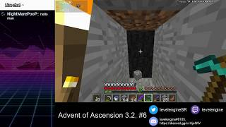 MINECRAFT Livestreams ~ Advent of Ascension 3.2 Hardcore (#6)
