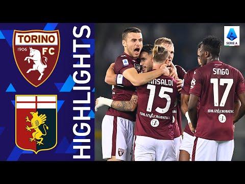 Torino Genoa Goals And Highlights
