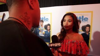 Regina Hall Talks Her Role in the New Film 'Little