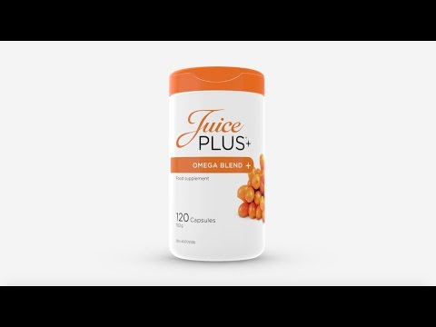 Juice Plus Omegas are HERE!