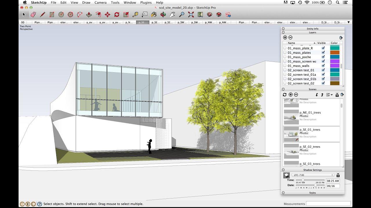 Entorno de trabajo y plugins para limpiar en sketchup 2013 for Sketchup 2013
