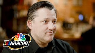 Tony Stewart reflects on his racing career and outbursts on track I NASCAR I NBC Sports