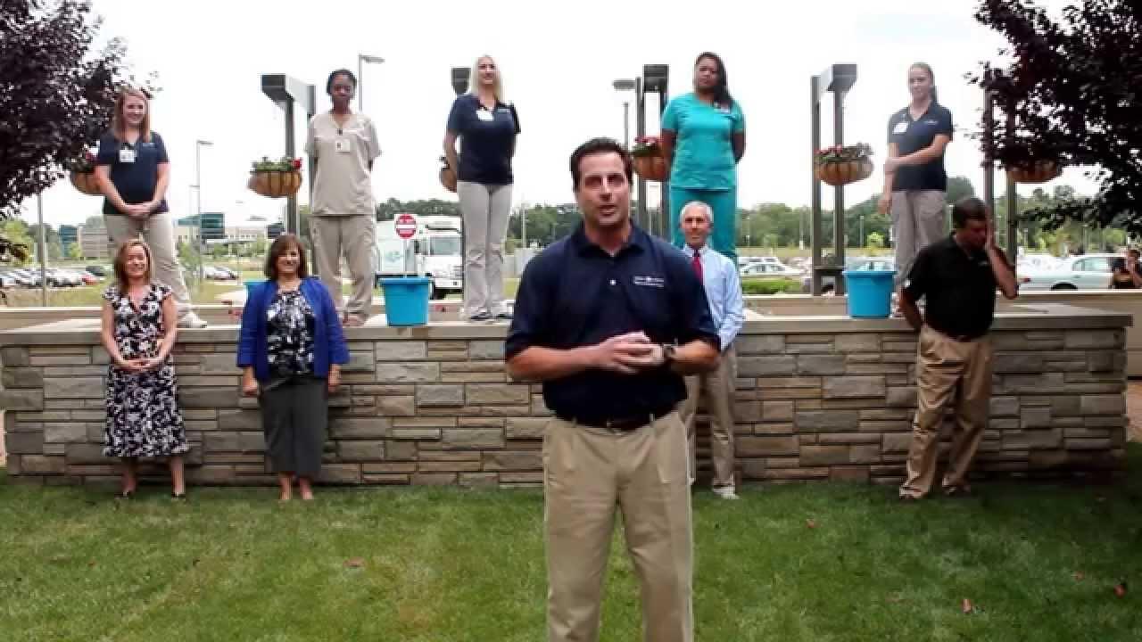 SJRMC and South Bend Neurology Ice Bucket Challenge