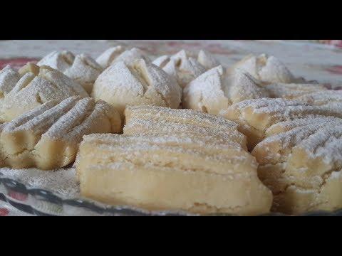 Pastane Usulü Un Kurabiyesi | Sadece 3 Malzeme ile