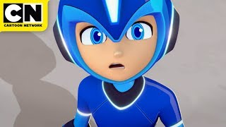 Mega Man: Fully Charged | An Unlikely Duo | Cartoon Network
