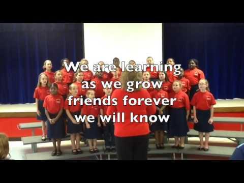 BSES School Song Practice