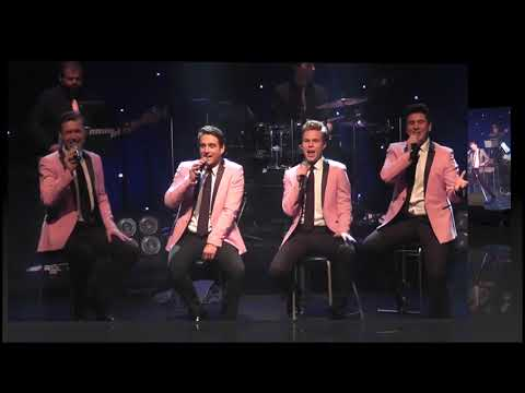 The Eastcoast Boys - Frankie Valli/4 Seasons Tribute (London)
