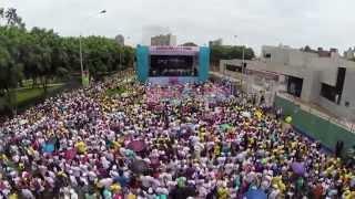 Vine A Conquistarte (Letra) - Canción Oficial de la Marcha por la Vida 2015