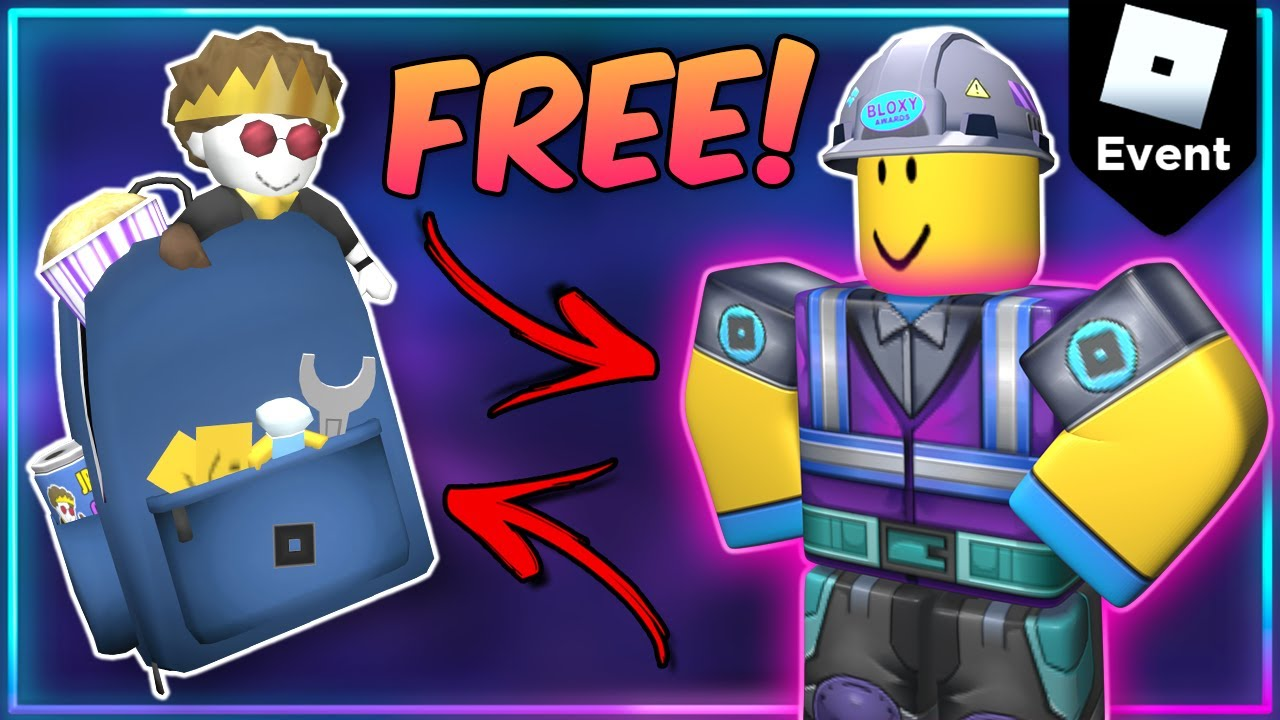 EVENT] How to get FREE Clothes & Hats EASY VERSION | Roblox Bloxy Awards  2021 – Viral Ultimate