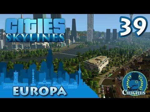 Cities Skylines - Europa - #39 en español