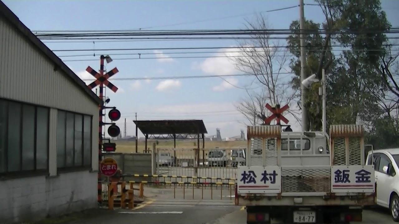00418 南海和歌山港線久保町駅跡...