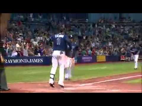 Tampa Bay Rays vs Boston Red Sox : MLB Baseball (23 may 2014)