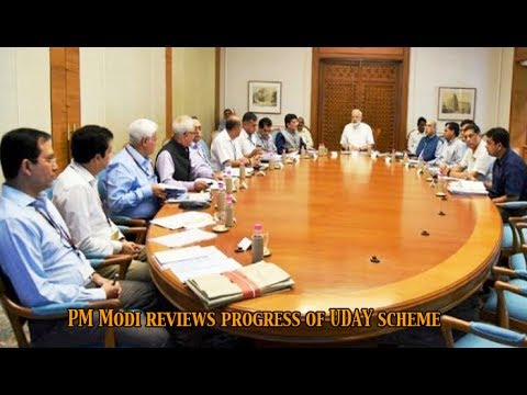 Prime Minister Narendra Modi reviews progress of UDAY, Mineral Block auctions: NewspointTv