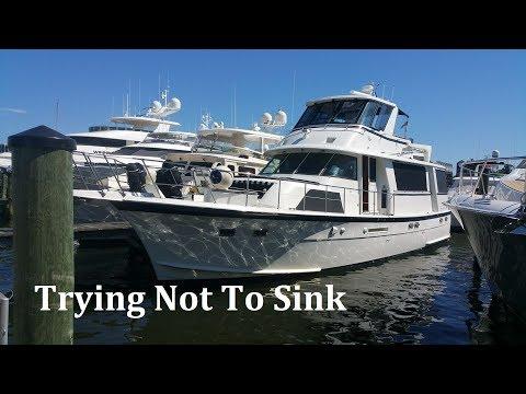 Start up Procedures on 65' Yacht
