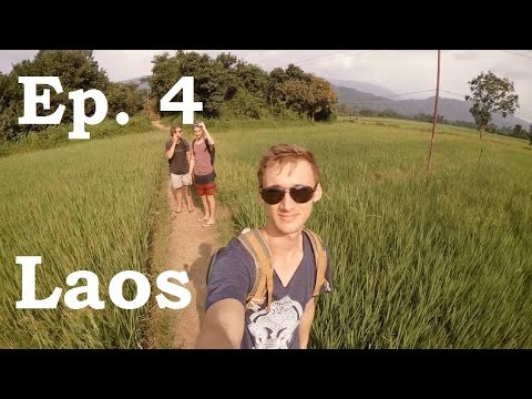 Backpacking Southeast Asia#4 Laos [GoPro]