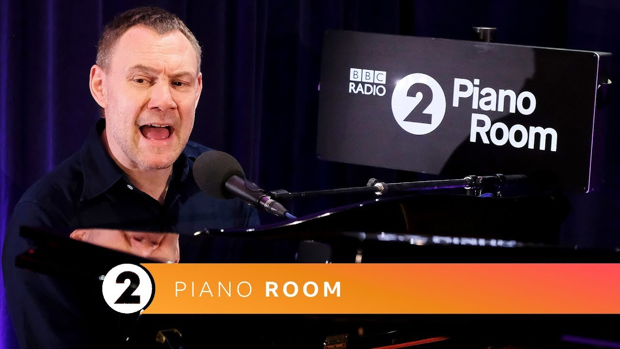 David Gray - Sledgehammer (Peter Gabriel Cover) (Radio 2 Piano Room)