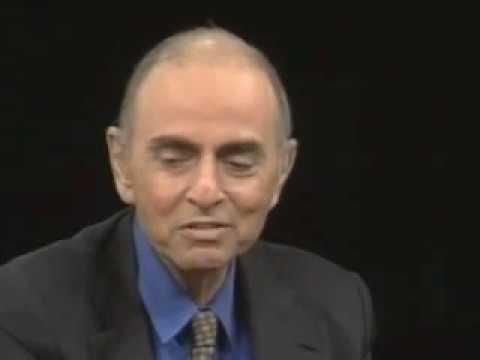 Carl Sagan on Charlie Rose: Demon-Haunted World