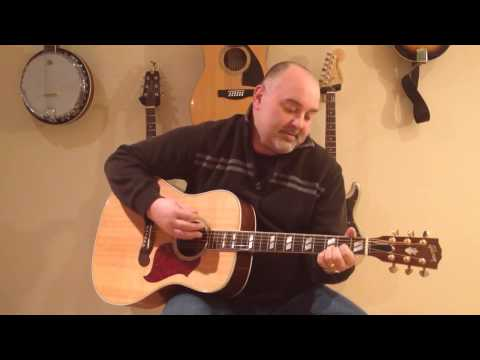 How to Play Let My Love Open the Door - Pete Townsend (cover) - Easy 5 Chord tune