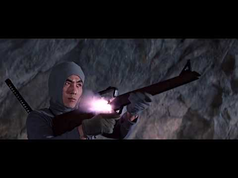 You Only Live Twice (1967) — Ninjas at the SPECTRE's Base
