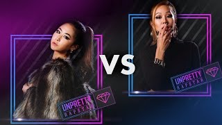 Unpretty Rapstar - Jessi vs. Lil Cham battle (ENG) rap cut