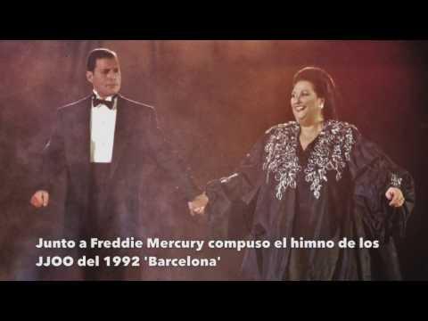 Montserrat Caballé, de cumpleaños