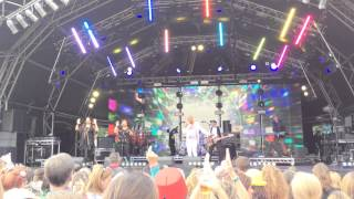 Flashback - Leee John & Imagination @ Chilfest