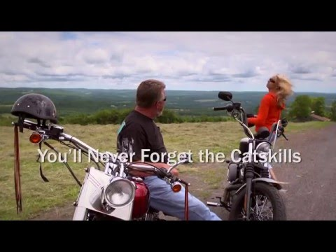 Motorcycle Touring in the Great Northern Catskills | Greene County, NY