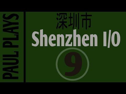 Paul Plays Shenzhen I/O - 9 - Wireless Game Controller |