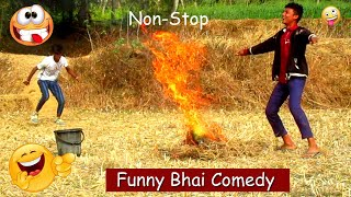 TRY TO NOT LAUGH CHALLENGE Must Watch New Funny Video 2021 By M funny_bhai.