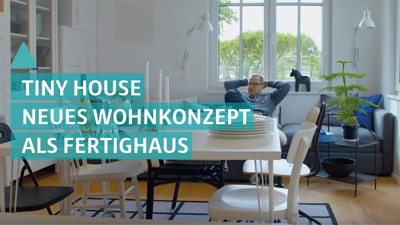 Mini Fertighaus Green Living Space Tiny House Als Fertighaus Mini Haus Im Test