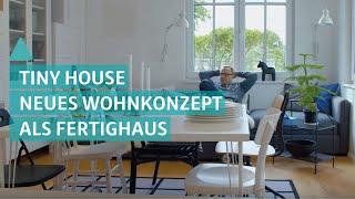 Green Living Space / Tiny House Als Fertighaus - Mini Haus Im Test