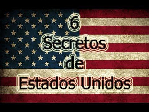 6 Secretos De Estados Unidos !!INCREIBLE!! │2015│The Anonymous - YouTube
