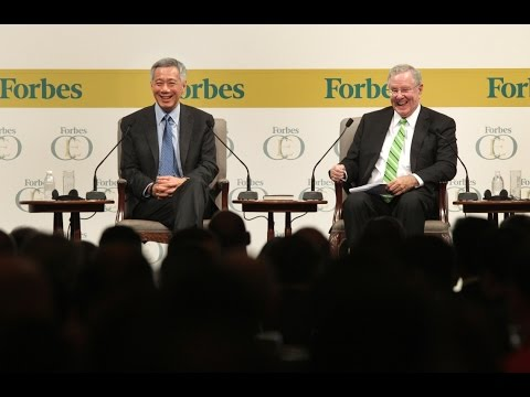 On global turbulence & conflict (Forbes Global CEO Conference)