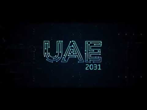 UAE Artificial Intelligence Strategy 2031 with high productivity !! UAE 2031 !!