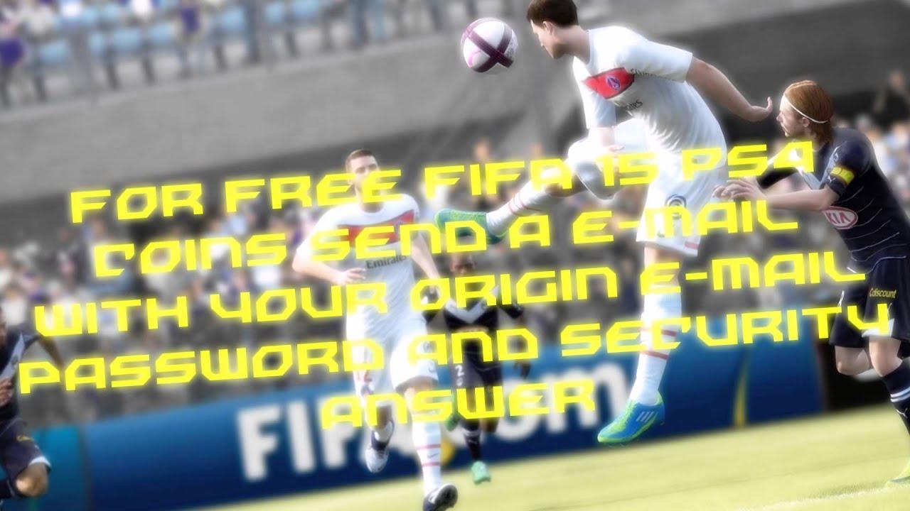 free fifa coins ps4 no survey