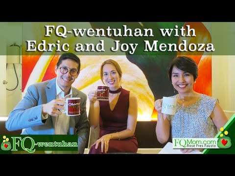 FQ-wentuhan with Edric and Joy Mendoza